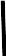 A vertical black line